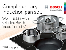 Bosch Pan Set Promo