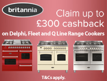 Britannia Summer Cashback Offer