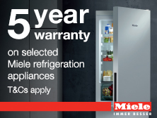 miele refrigeration warranty