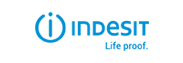 Indesit cookers logo.