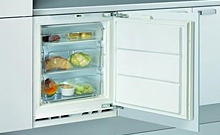 Integrated freezers.