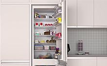 Integrated fridge freezers desktop category tile.