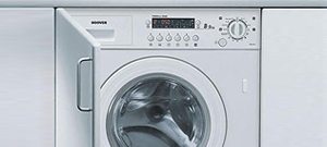 Integrated washer dryers.
