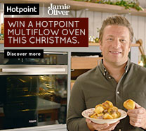 Win a Hotpoint Double Oven