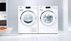 Refurbished Laundry Appliances.