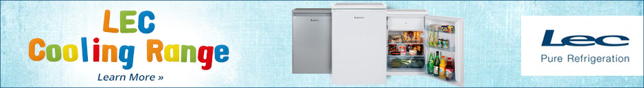 lec cooling range