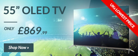 UK's Lowest Priced OLED TV