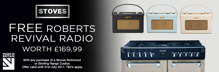 Stoves Roberts Radio Offer