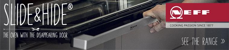 Neff Slide and Hide Ovens