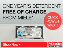 Miele dishwasher offer