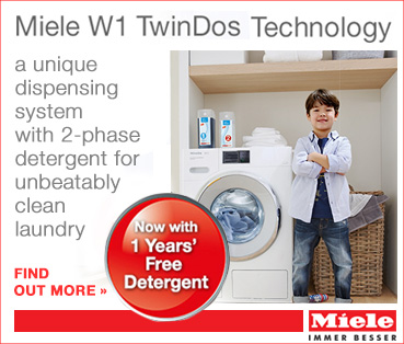 Miele TwinDos Technology