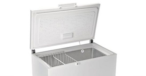 Chest freezers category image, mobile.