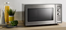 Freestanding Microwaves with Grill