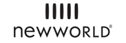 New World cookers logo.