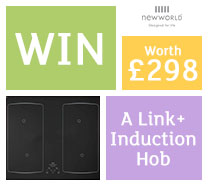 New World Induction Hob Comp