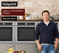 Win a Hotpoint Oven