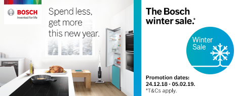 Bosch Winter Sale