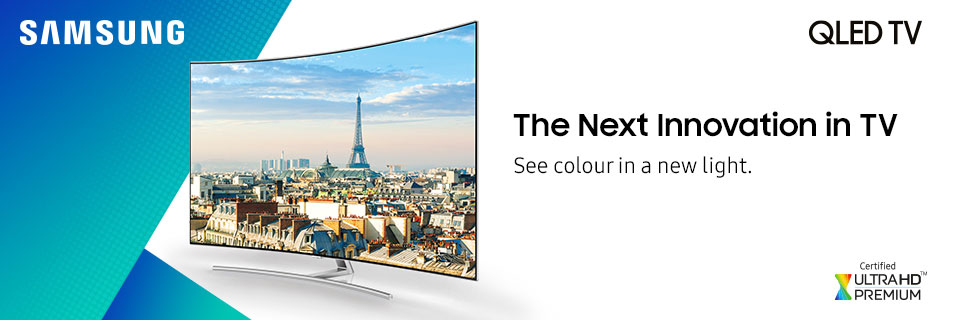 Samsung QLED Launch
