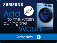 Samsung add wash