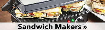 Shop Sandwich Makers