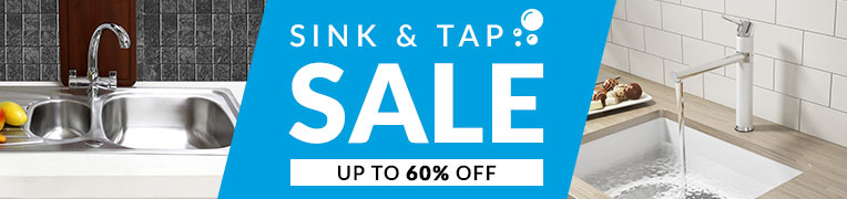 Sink and tap sale