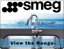 Smeg sinks and taps