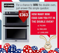 Stoves Easter Oven Competition