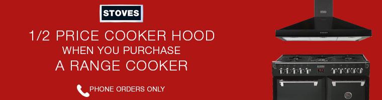 Half price cooker hood offer
