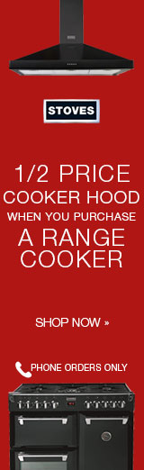 Stoves Half Price Cooker Hood