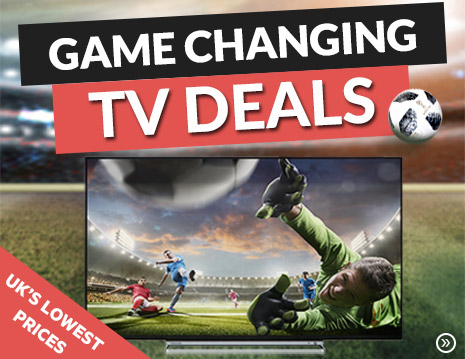 Game changing tv deals