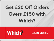 £20 off with Which?