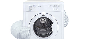 Vented tumble dryers.