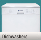 White Knight Dishwashers
