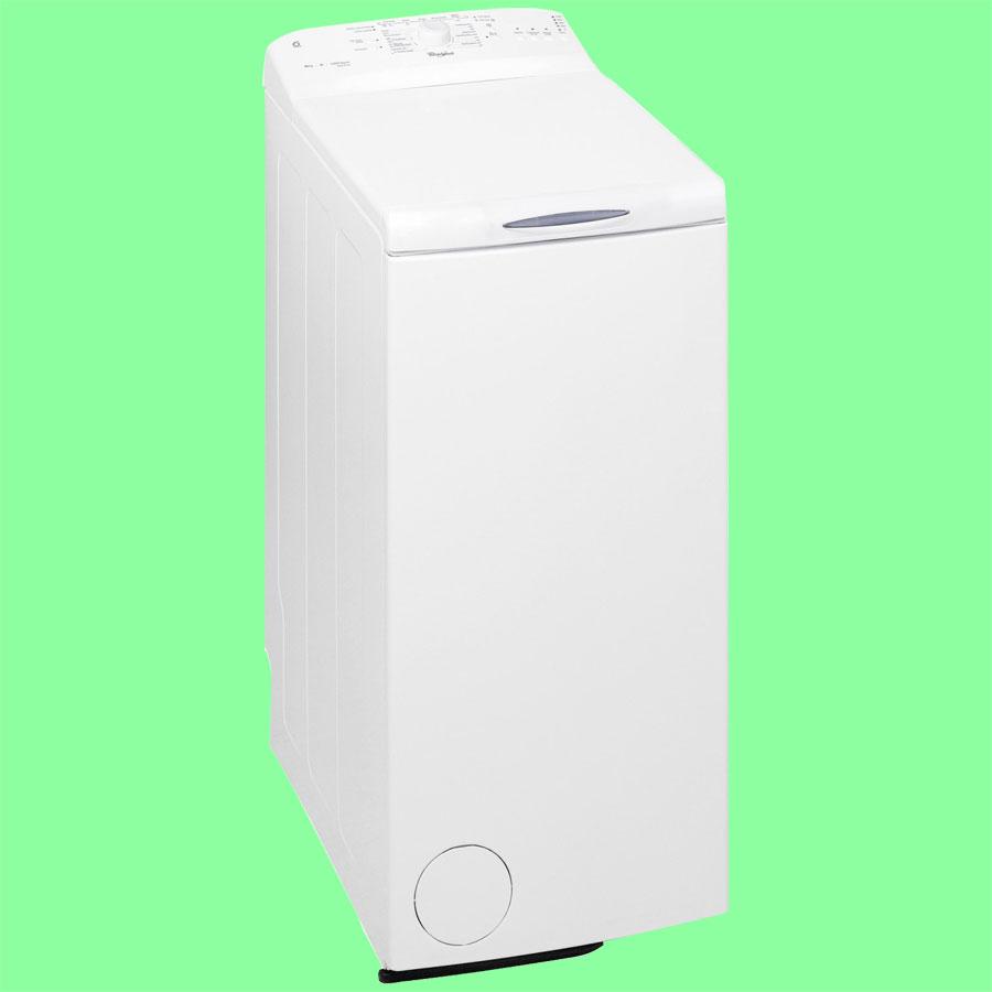 whirlpool washing machine top loading