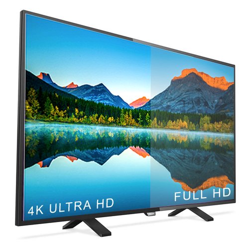 grade a2 refurbished philips 55put4900 55 4k ultra hd tv with 1 year warranty 55put4900 12 r. Black Bedroom Furniture Sets. Home Design Ideas
