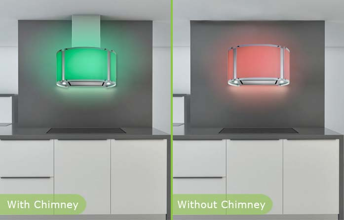 how to change carbon filter cooker hood
