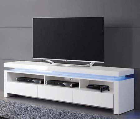 FOL300307_E Light up TV unit