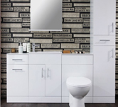 Bathroom Cabinets and Wall Storage
