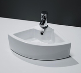 Corner bathroom Basins
