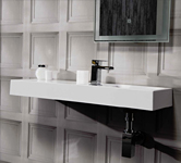 Wall Mounted bathroom Basins