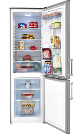 Fridgemaster MC55244D combi fridge freezer