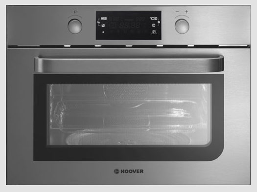 Hoover Hmc440tx 44l Built In Combination Microwave Oven