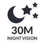 Nightvision 30m