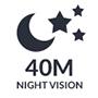 Nightvision 40m