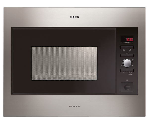 AEG 26L integrated microwave