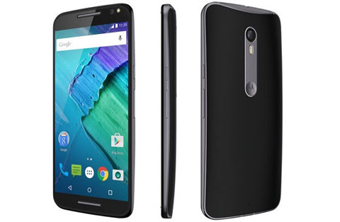 Moto X Style long lasting battery