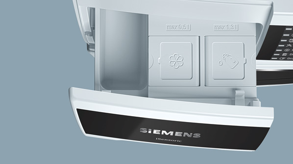 Siemens WM14U640GB i-Dos precision dispensing