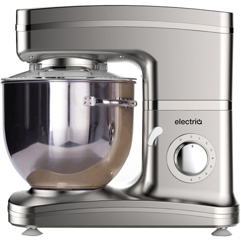 Silver mixer features