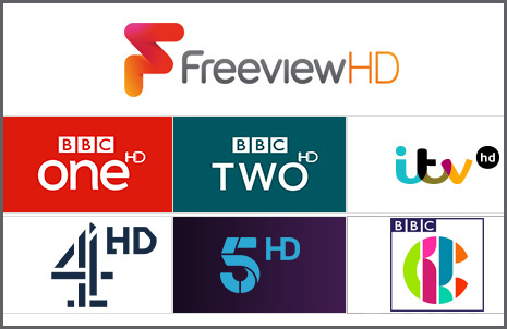 Freeview hd