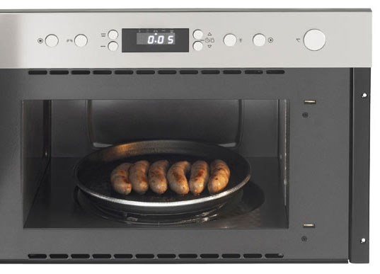 whirlpool built in microwave with grill